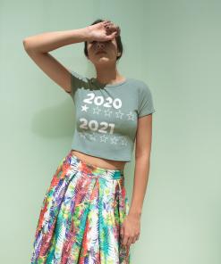 2020:2021 * Crop Top Tee